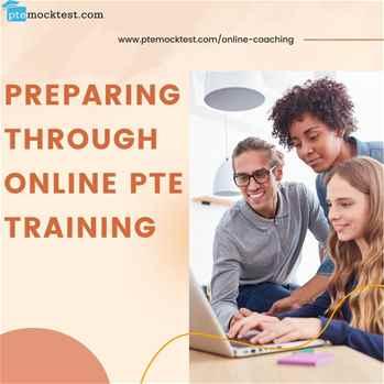 Preparing through Online PTE Training